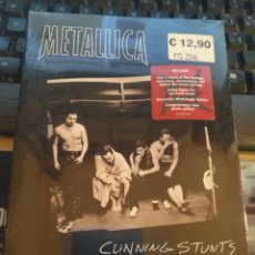 Vídeos y DVD Musicales: DVD VIDEO PRECINTADO - CUNNING METALLICA 2 DISC SET . UNIVERSAL MUSIC INTERNATIONAL 2005 . Lote 173995580