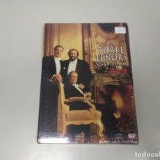 Vídeos y DVD Musicales: JJ8- THE THREE TENORS CHRISTMAS 2000 DVD NUEVO PRECINTADO PRECIO LIQUIDACIÓN. Lote 174229598