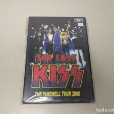 Vídeos y DVD Musicales: JJ8- THE LAST KISS THE FAREWELL TOUR 2000 DVD NUEVO RE/PRECINTADO PRECIO LIQUIDACIÓN. Lote 174230474