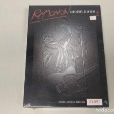 Vídeos y DVD Musicales: JJ8- RAMONCIN CANCIONES DESNUDAS VOL 2 LIMIT Nº 01995 2005 DVD NUEVO PRECINTADO. Lote 174236222