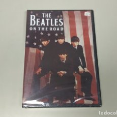 Vídeos y DVD Musicales: JJ8- THE BEATLES ON THE ROAD 2003 DVD NUEVO PRECINTADO PRECIO LIQUIDACIÓN!!!. Lote 174237850