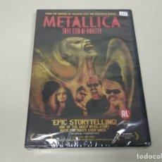 Vídeos y DVD Musicales: JJ8- METALLICA SOME KIND OF MONSTER SOME KIND OF MONSTER DVD NUEVO PRECINTADO PRECIO LIQUIDACIÓN!. Lote 174239177