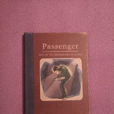 Vídeos y DVD Musicales: PEDIDO MÍNIMO 5€ OFERTA NAVIDAD PASSENGER DVD LIVE AT THE HAMMERSMITH APOLLO. Lote 66927346