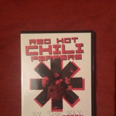 Vídeos y DVD Musicales: LIQUIDACIÓN RED HOT CHILI PEPPERS LIVE IN JAPAN 2004 DVD. Lote 144172830