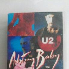 Vídeos y DVD Musicales: U2 ACHTUNG BABY VHS. Lote 175026042
