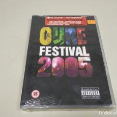 Vidéos y DVD Musicaux: JJ8- THE CURE FESTIVAL 2005 2006 DVD NUEVO PRECINTADO Nº2. Lote 175032740