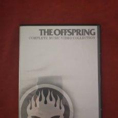 Vídeos y DVD Musicales: LIQUIDACIÓN THE OFFSPRING DVD COMPLETE MUSIC VIDEO COLLECTION. Lote 58093290