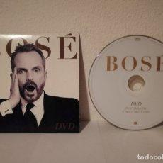 Vidéos y DVD Musicaux: DVD DOCUMENTAL - MIGUEL BOSE - DVD - COMO SE HIZO CARDIO. Lote 175367333