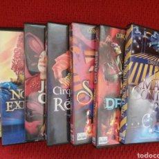 Vídeos y DVD Musicales: DVD CIRCO DEL SOL. Lote 175600248