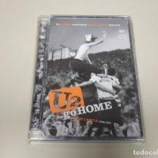 Vidéos y DVD Musicaux: JJ9- U2 GO HOME LIVE FROM SLANE CASTLE IRELAND 2003 DVD NUEVO RE/PRECINTADO. Lote 176123669