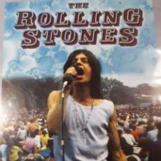Vídeos y DVD Musicales: THE ROLLING STONES THE STONES IN THE PARK DVD. Lote 176408987