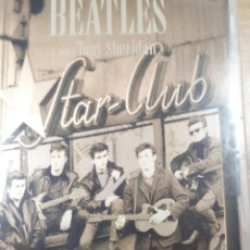 Vídeos y DVD Musicales: THE BEATLES WITHVTONY SHERIDAN HAMBURG A DOCUMENTARY. Lote 176409743