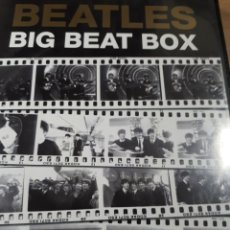 Vídeos y DVD Musicales: THE BEATLES BIG BEAT BOX DVD +CD. Lote 176601379