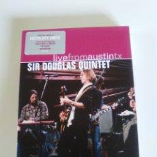 Vídeos y DVD Musicales: SIR DOUGLAS QUINTET LIVE FROM AUSTIN TX ( 1981 AUSTIN CITY LIMITS NEW WEST 2006 ). Lote 176786973