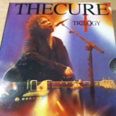 Vídeos y DVD Musicales: THE CURE TRILOGY 2 DVD. Lote 176838053