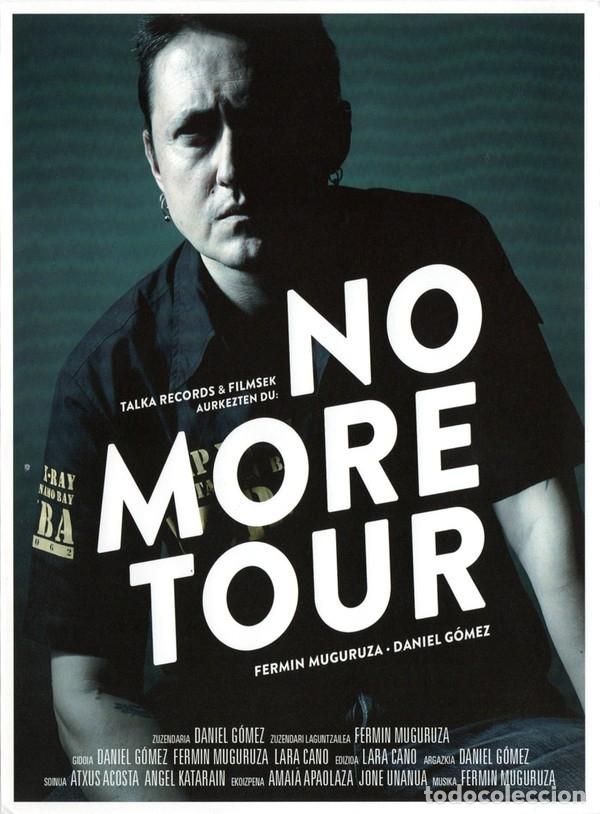 FERMIN MUGURUZA - NO MORE TOUR - DVD (Música - Videos y DVD Musicales)