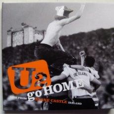 Vídeos y DVD Musicales: U2. GO HOME LIVE FROM SLANE CASTLE.. DVD ISLAND RECORDS 5363985. ESPAÑA 2016. COLECCIÓN EL PAIS.. Lote 177051208