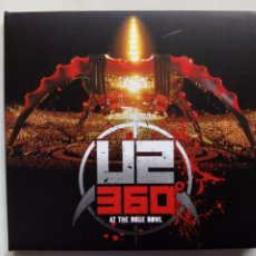Vídeos y DVD Musicales: U2. 360º AT THE ROSE BOWL. DVD ISLAND RECORDS 5363991. ESPAÑA 2016. COLECCIÓN EL PAIS.. Lote 177052408