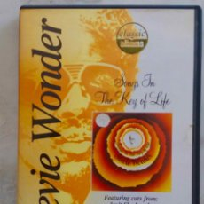 Vidéos y DVD Musicaux: STEVIE WONDER. SONGS IN THE KEY OF LIFE. COMO SE HIZO. CLASSIC ALBUMS. DVD. Lote 177114005