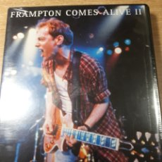 Vídeos y DVD Musicales: PETER FRAMPTON COMES ALIVE II DVD. Lote 177199135