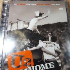 Vídeos y DVD Musicales: U2 GO HOME LIVE FROM SLANE CASTLE IRELAND. Lote 177199813