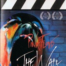 Vídeos y DVD Musicales: PINK FLOYD THE WALL ( EL MURO) . Lote 177280134