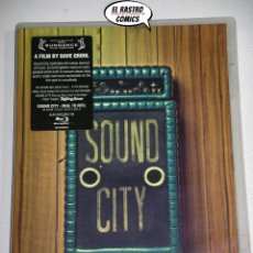 Video e DVD Musicali: SOUND CITY, REAL TO REEL, BY DAVE GROHL, FEAT. METALLICA, FLEETWOOD MAC, NEIL YOUNG ETC... DVD, D8. Lote 177313155