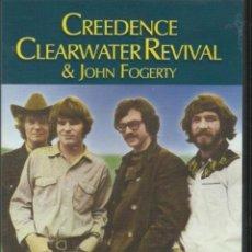 Vídeos y DVD Musicales: DVD CREDENCER CLEARWATER REVIVAL. Lote 177435975
