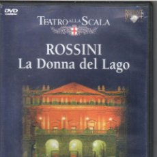 Vídeos y DVD Musicales: ROSSINI: LA DONNA DEL LAGO SCALA. ROCKWELL BLAKE, JUNE ANDERSON, RICCARDO MUTI. Lote 178310727