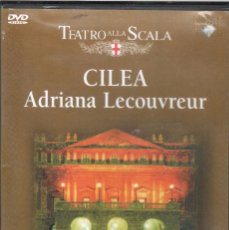 Vídeos y DVD Musicales: CILEA: ADRIANA LECOVREUR SCALA MIRELLA FRENI, PETER DVORSKY GIANANDREA GAVAZZENI. Lote 178311150