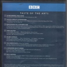 Vídeos y DVD Musicales: TASTE OF THE ARTS:. Lote 178311331