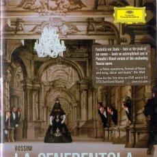 Vídeos y DVD Musicales: LA CENERENTOLA ROSSINI . Lote 178332505