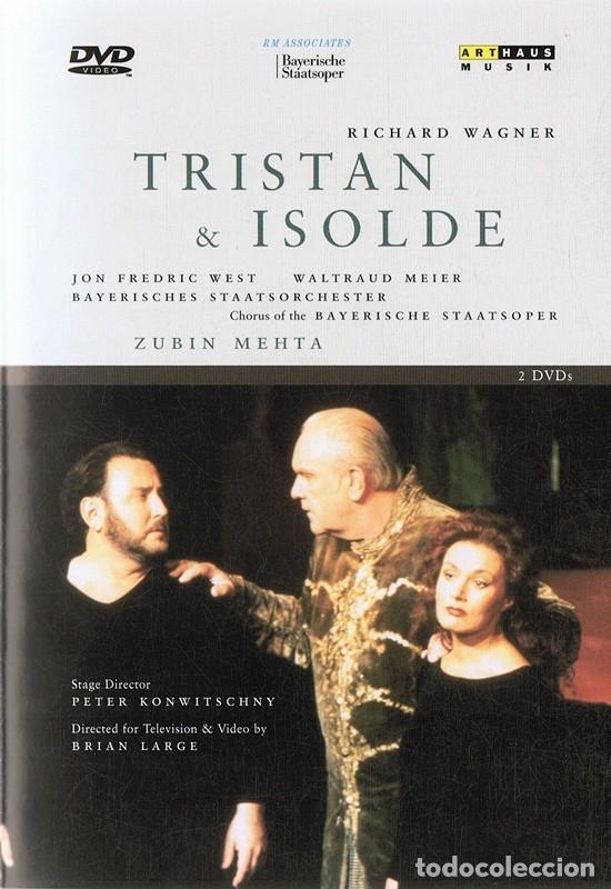 TRISTAN& ISOLDE RICHARD WAGNER (Música - Videos y DVD Musicales)