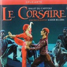 Vídeos y DVD Musicales: LE CORSAIRE KADER BELARBI . Lote 178336398
