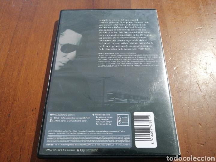 Vídeos y DVD Musicales: LOQUILLO LEYENDA URBANA DVD - Foto 2 - 178748670