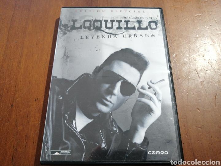 LOQUILLO LEYENDA URBANA DVD (Música - Videos y DVD Musicales)
