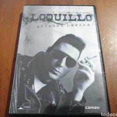 Vídeos y DVD Musicales: LOQUILLO LEYENDA URBANA DVD. Lote 178748670