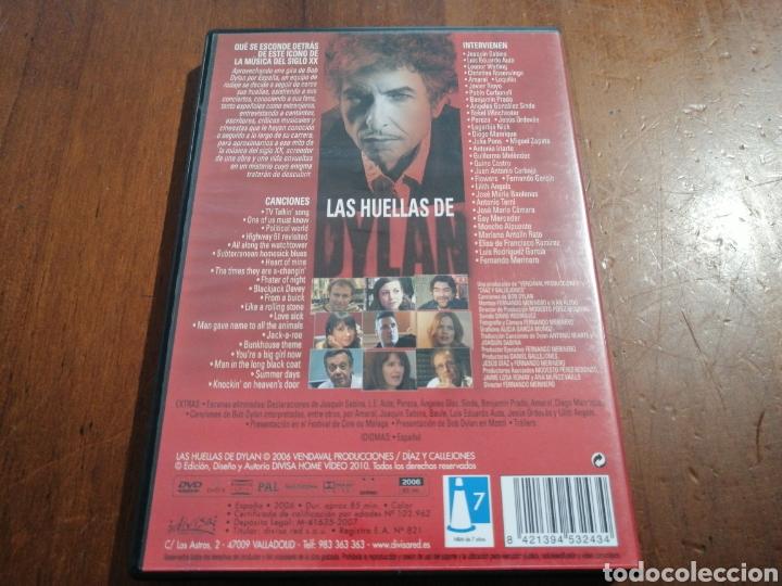 Vídeos y DVD Musicales: LAS HUELLAS DE DYLAN LOQUILLO DVD 2006 - Foto 2 - 178748818