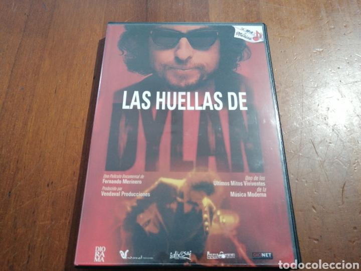 LAS HUELLAS DE DYLAN LOQUILLO DVD 2006 (Música - Videos y DVD Musicales)