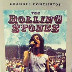 Vídeos y DVD Musicales: THE ROLLING STONES - THE STONES IN THE PARK. Lote 178938097