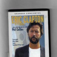 Vídeos y DVD Musicales: ERIC CLAPTON & FRIENDS. DVD Nº4 DE LA COLECCIÓN GRANDES CONCIERTOS. ABC. Lote 50191949