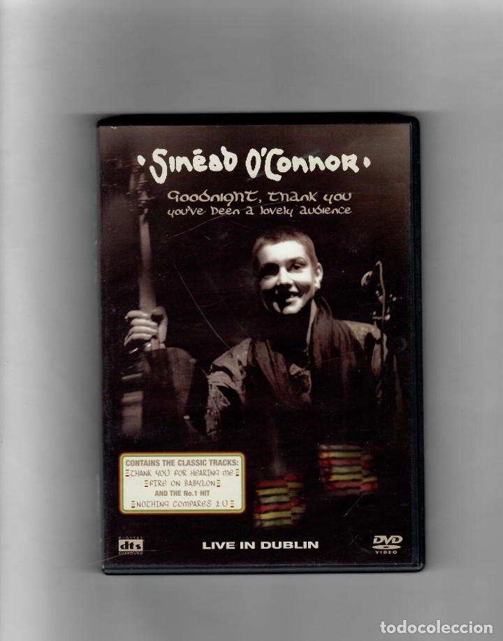 SINEAD O`CONNOR, GOODNIQNT, THANK YOU (SINEAD O`CONNOR, GOODNIQNT, GRACIAS) (Música - Videos y DVD Musicales)