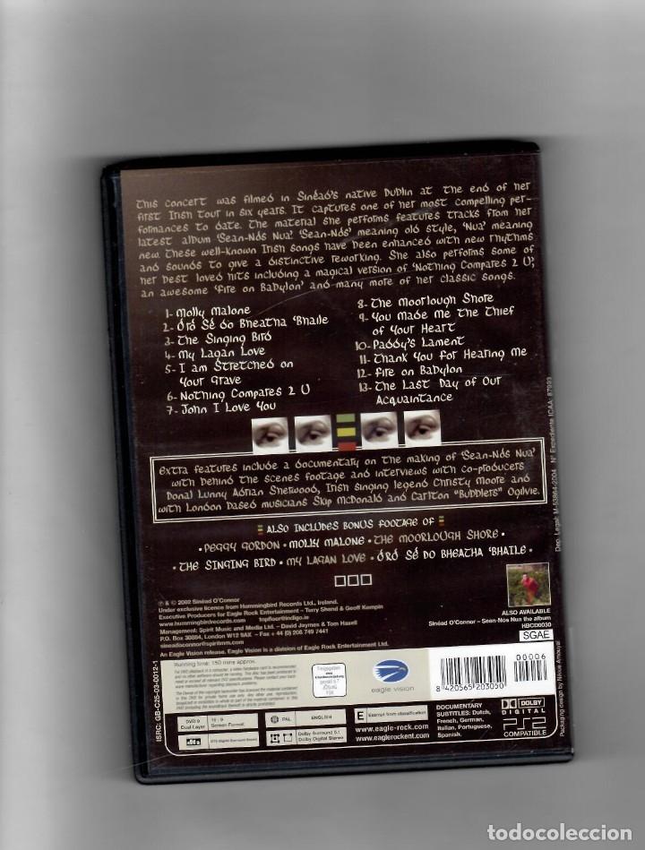 Vídeos y DVD Musicales: Sinead O`Connor, Goodniqnt, thank you (Sinead O`Connor, Goodniqnt, gracias) - Foto 2 - 51611512