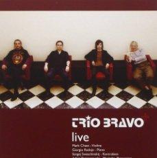 Vídeos y DVD Musicales: TRIO BRAVO LIVE. Lote 180011516