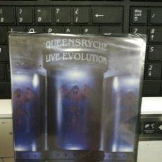 Vídeos y DVD Musicales: QUEENSRYCHE DVD LIVE EVOLUTION PRECINTADO. Lote 180193306