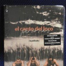 Vídeos y DVD Musicales: EL CANTO DEL LOCO. PERSONAS. LA PELICULA. DVD.. Lote 180424241