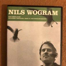 Vídeos y DVD Musicales: NILS WOGRAM. DVD COMPILATION. INCLUDING: NOSTALGIA / ROOT 70 / DUO WOODGRAM-NABATOV.. Lote 180516153