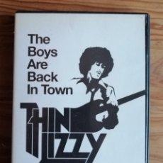 Vídeos y DVD Musicales: THIN LIZZY. Lote 181444698