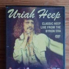 Vídeos y DVD Musicales: URIAH HEEP. Lote 181444785
