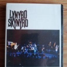 Vídeos y DVD Musicales: LYNYRD SKYNYRD. Lote 181444881